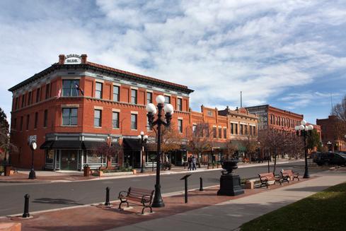 Hotelangebote in Pueblo