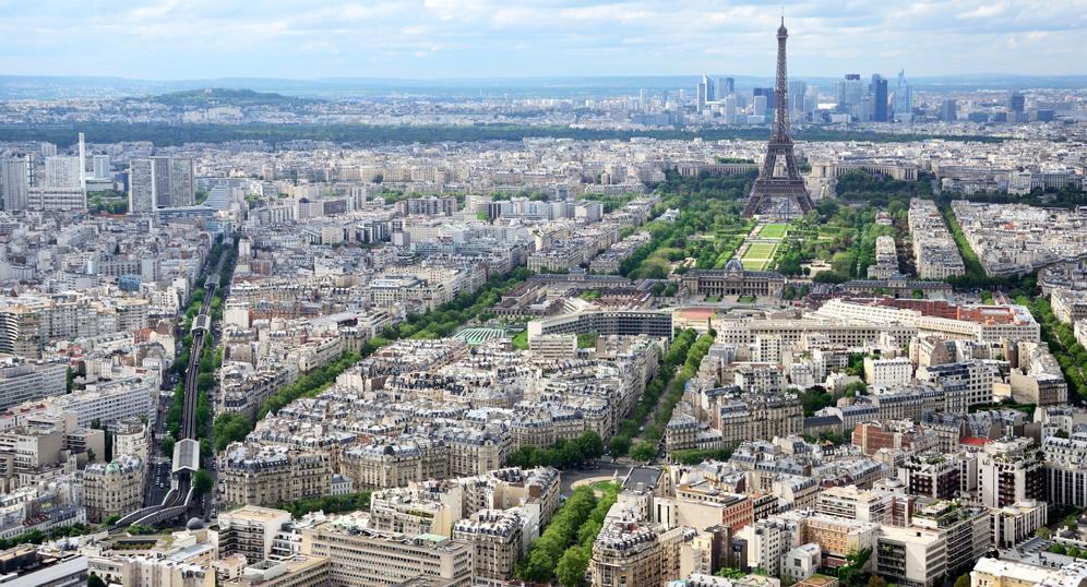 Pauschalreise Paris Flug Und Hotel