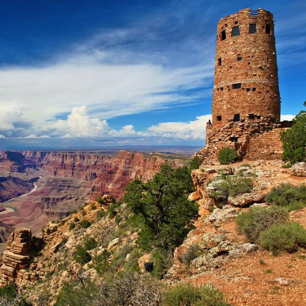 Grand Canyon Village National Park