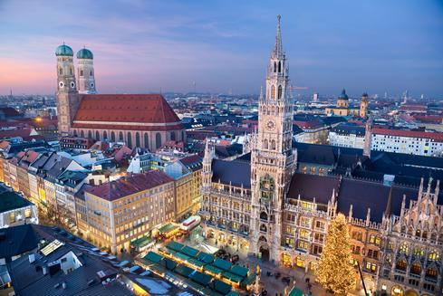 Hotelangebote in München