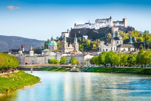 Hotelangebote in Salzburg