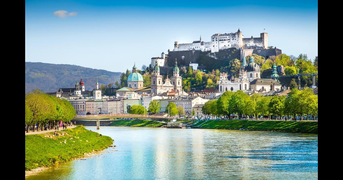 Flug Frankfurt Salzburg