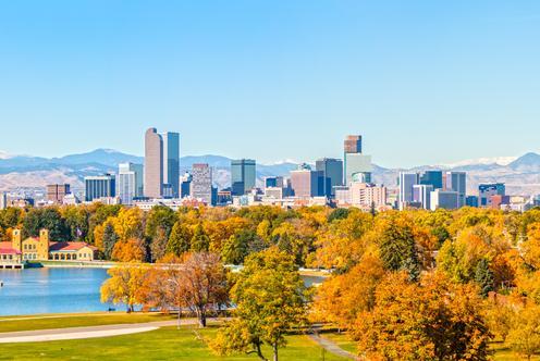 Hotelangebote in Denver