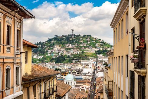 Hotelangebote in Quito