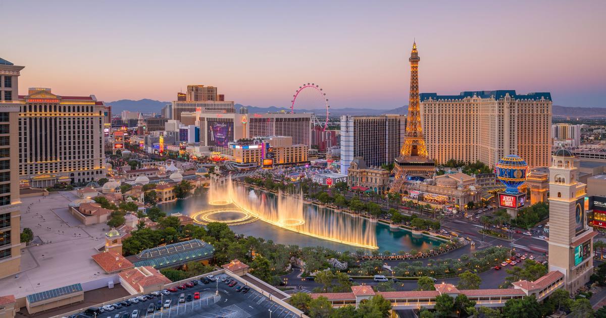 Hotel Las Vegas Gunstige Hotels Buchen Ab 166 Swoodoo