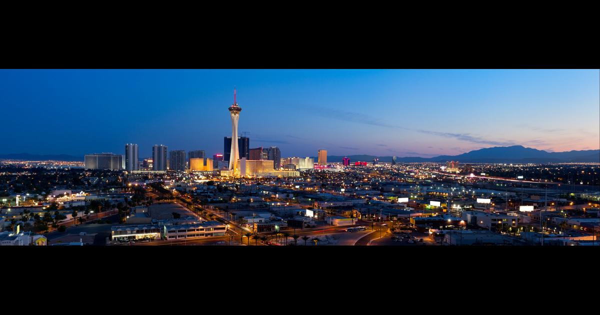 Flug Las Vegas MГјnchen