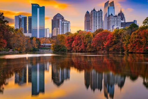 Hotelangebote in Atlanta