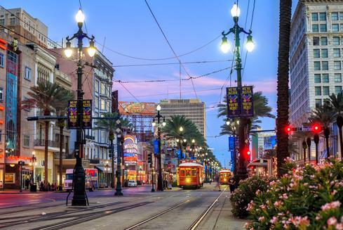 Hotelangebote in New Orleans