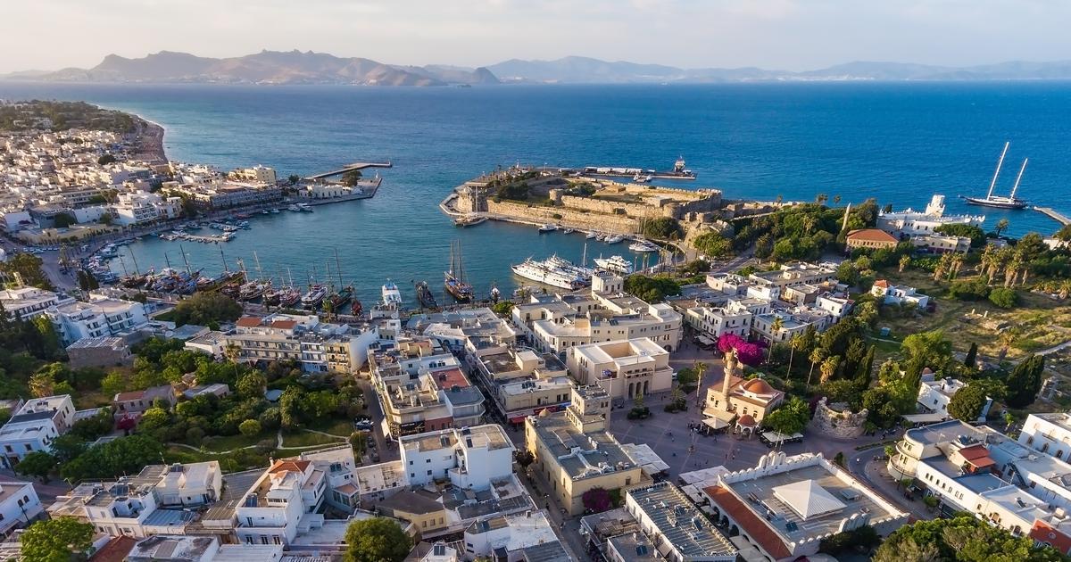 Flug Nach Kos Griechenland Ab 67 Billige Fl 252 Ge Kos