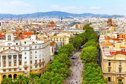Hotelangebote in Barcelona