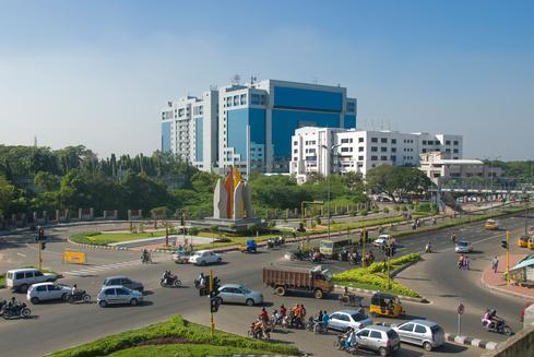 Hotelangebote in Chennai