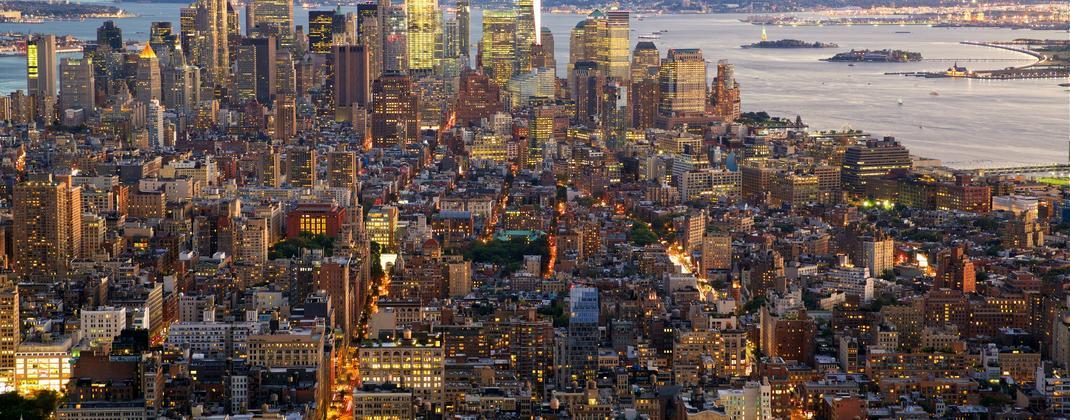 Flüge New York (NYC) ab 257 € | Billigflüge New York | SWOODOO
