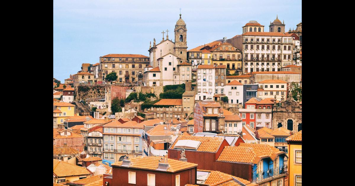 Flug Nach Porto Portugal