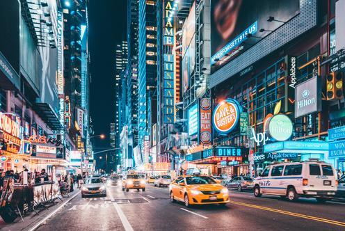 Hotelangebote in New York