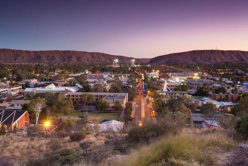 Hotelangebote in Alice Springs