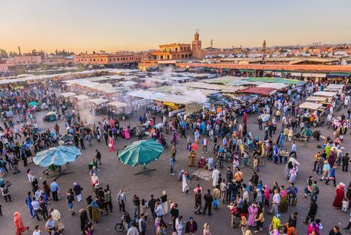 Hotelangebote in Marrakesch