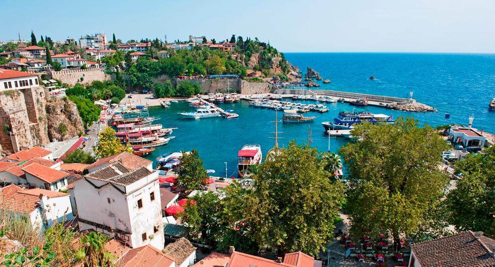 Antalya Urlaub Pauschalreisen Flug Hotel Swoodoo