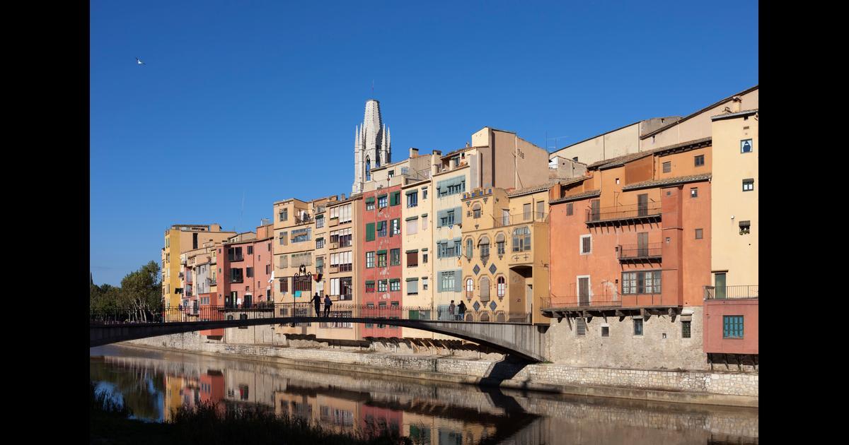 Flug Nach Girona
