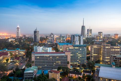 Hotelangebote in Nairobi
