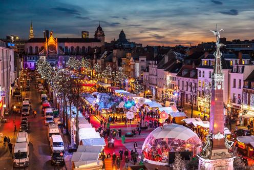 Hotelangebote in Brüssel