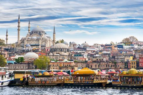 Hotelangebote in Istanbul