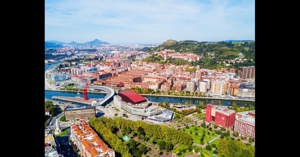 Flug Bilbao