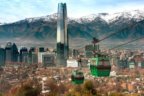 Hotelangebote in Santiago de Chile