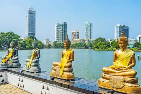 Hotelangebote in Colombo