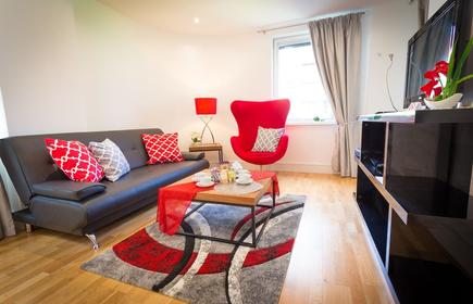 Dockside Walk Suite - Canary Wharf