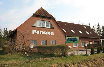 Pension vorm Darß