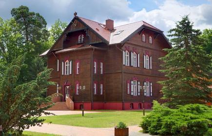 Jagdschloss Waldsee Hotel & Ferienpark