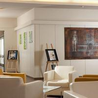 Best Western Hotel Continental Lobby