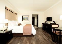 Grand Tikal Futura Hotel - Guatemala-Stadt - Schlafzimmer