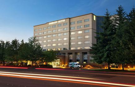 Embassy Suites by Hilton Seattle Tacoma Int'l Airport