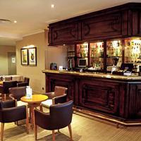 Best Western Marseille Aeroport Bar/Lounge