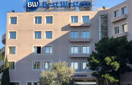 Best Western Marseille Aeroport