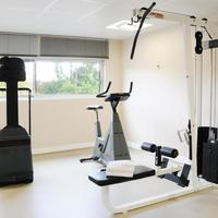 Best Western Plus Paris Orly Airport Fitness Center