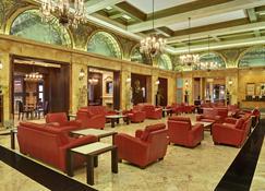 Congress Plaza Hotel - Chicago - Lounge