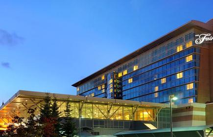 Fairmont Vancouver Airport In-Terminal Hotel