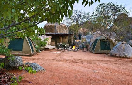 Hoada Camp Site