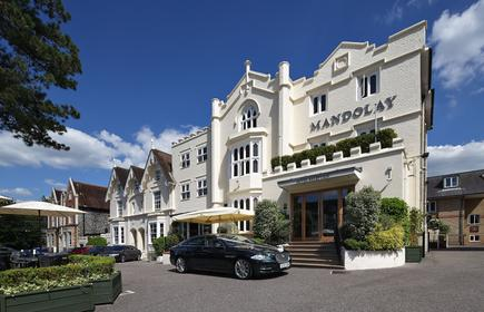 Mandolay Hotel Guildford