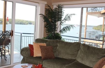 Palisades Point- Lakefront Escape! High-end Condo with Million Dollar View!!