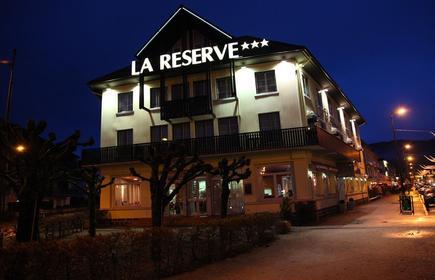 Hotel La Réserve