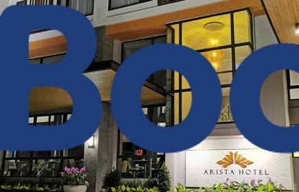 Arista Hotel Ubon