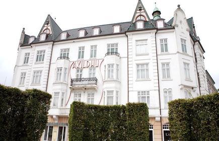 Milling Hotel Saxildhus