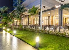 Hotel Riu Plaza Panama - Panama Stadt - Außenansicht