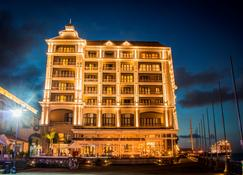 Labourdonnais Waterfront Hotel - Port Louis - Gebäude