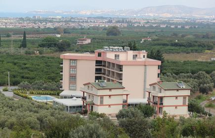 Gumus Thermal Suites Hotel