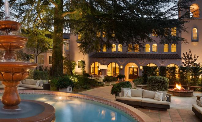 Fairmont Sonoma Mission Inn and Spa