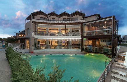Cosmopolitan Hotel And Spa